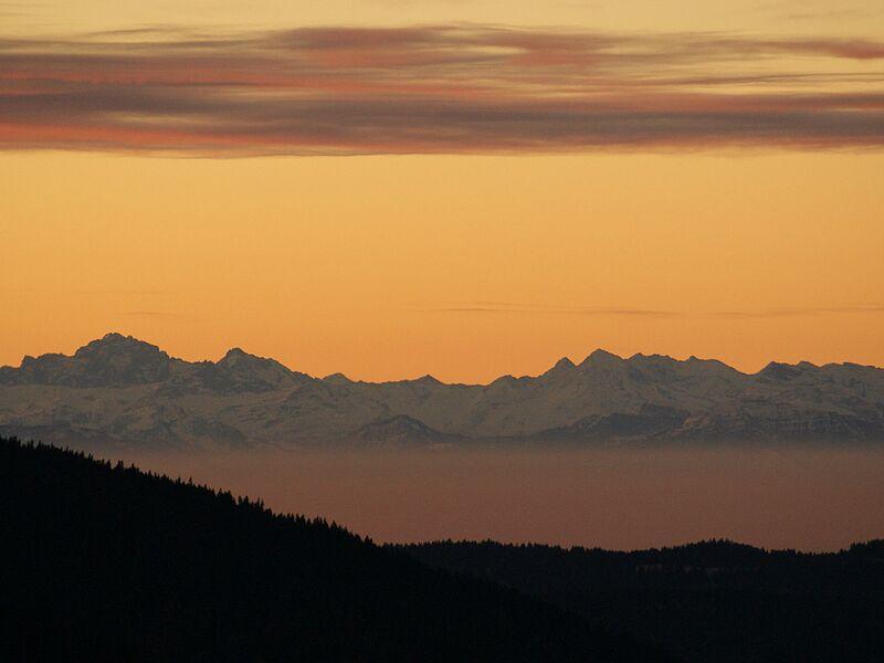 Goldene Alpen