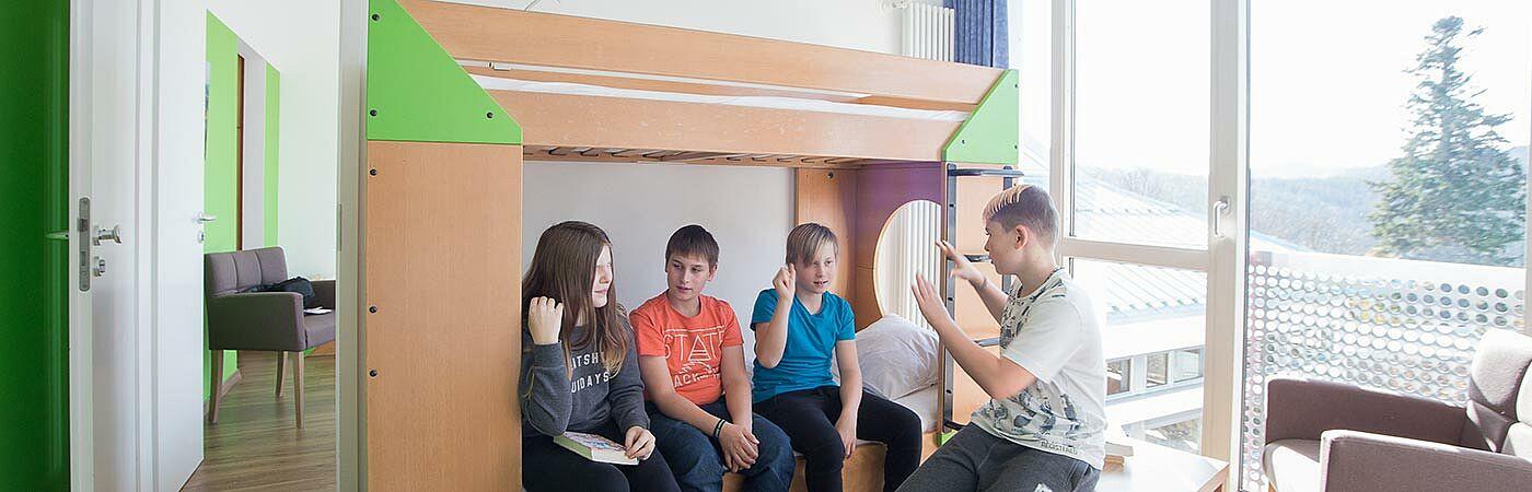 Kinder und Jugendreha caritas haus feldberg